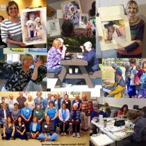 Eight Tips for a Great Watercolor Workshop