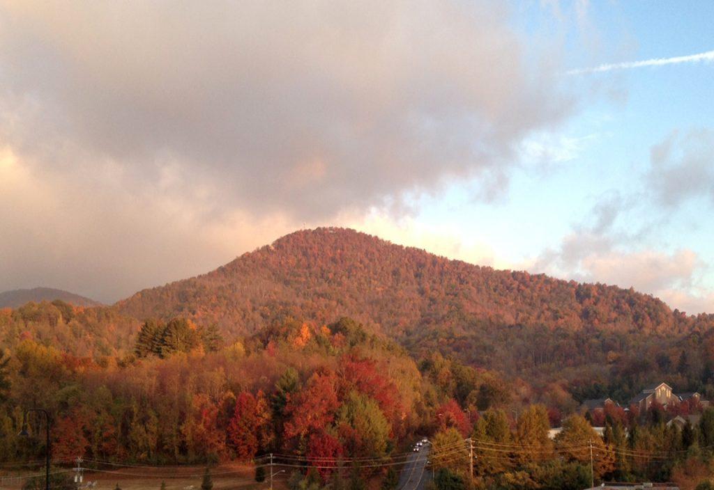 Boone North Carolina photo by Ken Hosmer