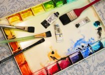 Choosing a Watercolor Palette